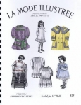 La Mode Illustree April 25, 1909