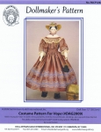 Hope Costume Pattern