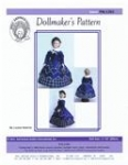 Lily 1866 costume pattern