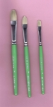 Green Clean Brushes